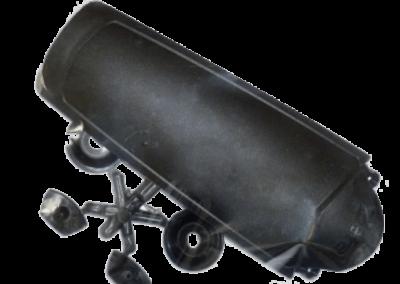 Adapter zur Verlängerung des hinteren Schutzblechs von CROSS Scootern 26″, 27,5″
